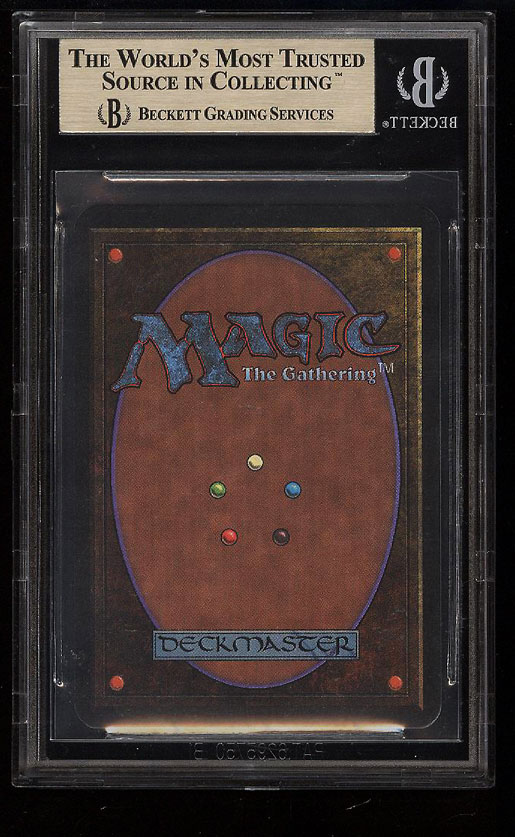 Image 2 of: 1993 Magic The Gathering MTG Alpha Power 9 Time Walk BGS 9.5 GEM MINT (PWCC)