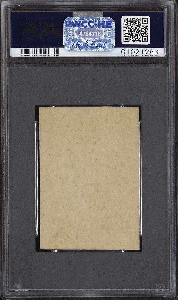 Image 2 of: 1951 Parkhurst Gordie Howe ROOKIE RC #66 PSA 8 NM-MT (PWCC-HE)