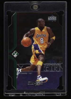 Image of: 2005 Upper Deck Black Diamond Die-Cut Kobe Bryant #DC3 (PWCC)