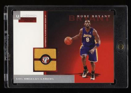 Image of: 2005 Topps Pristine Uncommon Personal Pieces Kobe Bryant PATCH /175 (PWCC)