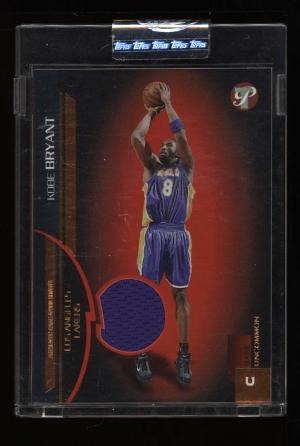 Image of: 2005 Topps Pristine Uncommon Uncirculated Kobe Bryant /100 #150 (PWCC)