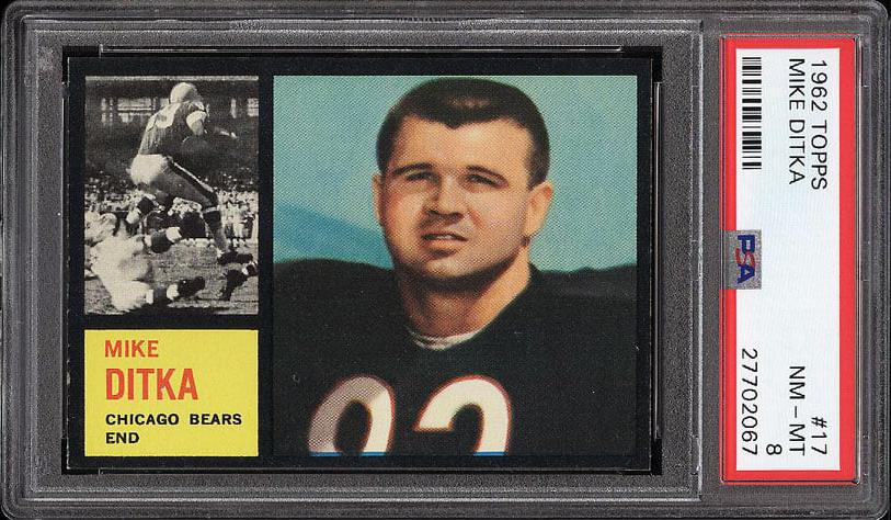 Mike Ditka Card