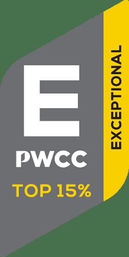 PWCC-E Sticker