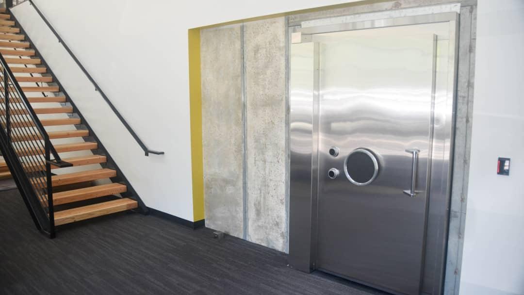 PWCC Vault Door
