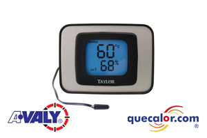 Termometro Digitlal de Pared