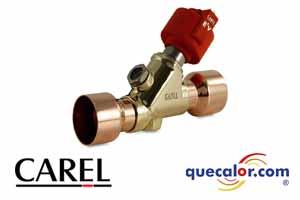Valvula de expansion tamaño 310, hasta 550 TR ( R22 @ 44 C  Tc / -20 C  Tev)  ,  conexion  de  54-54 mm de cobre p/soldar