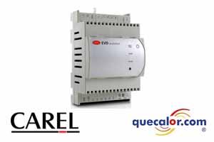 Driver Evolution EVO Para Valvula De Expansion Electronica Carel. Comunicacion RS485. Alimentacion 24VAC/VCC