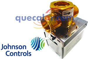 Valvula De Zona De 3/4 Pulg, Conexion Soldar, 2 Vias, 120 V, Johnson Controls Modelo JT2313G13B020, Cv 3.5, Presion De Cierre 25 Psig, Normalmente Cerrada
