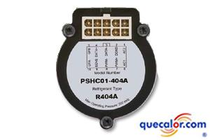 Control De Sobrecalentamiento Penn By Johnson Controlls Modelo PSHC01-404A-C Para Refrigerante R404a.