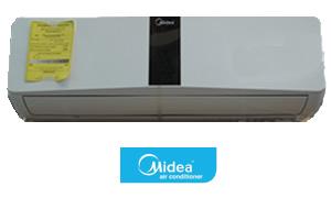 Minisplit Midea  Hi-Wall 1 TR con calefaccion 110/1/60