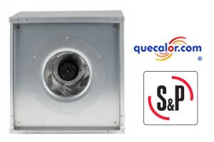 Ventilador Centrifugo Con Rotor Externo ICL 250, 115-127V, Marca:Soler&Palau, Codigo:5ICL2500000000