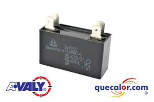 Capacitor Avaly 3.5 uf,  440 V.