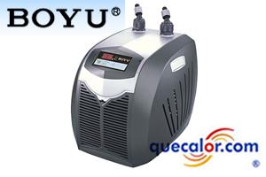 Enfriador De Agua Tipo Chiller Para Acuario Marino Marca BOYU BYC250 De 1/4 HP. Para Acuarios Desde 100 Hasta 500 Litros.
