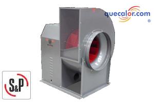 Ventilador De Extraccion Soler & Palau CMI-280, Motor De 1/2 HP. 1750 R.p.m.