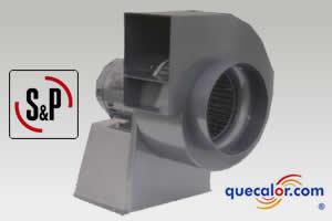Extractor Centrifugo CET-2000 Soler & Palau, 1/2 HP, 220-460/3/60