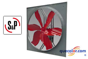 Extractor Helicoidal Soler & Palau HGT-1800-15 220-440/3/60 15 HP