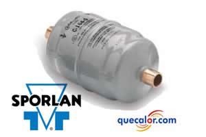 FILTRO DESHIDRATADOR SPORLAN CATCH ALL C-165-S 5/8