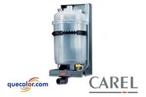 Humidificador De Electrodos Sumergidos 8 Kg/h, Isotermico CAREL KUET2C0000, 230/1/60,  Valvulas  De Llenado Y Dren A 24 V.c.a.