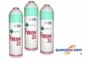 Gas Refrigerante R22 Lata De 1 Kg DUPONT