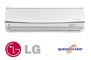 Minisplit LG High Wall 1 TR Solo Frio 220/1/60, SP122CA