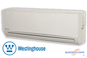 Minisplit Westinghouse High Wall 1 TR Frio Y Calor 220/1/60