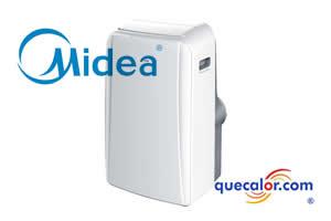 Aire Acondicionado Portatil Midea M1-P12CD5-N, 12000 Btu, 110 V