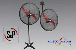 Ventilador De Aire Industrial CBP-W 750 Soler & Palau