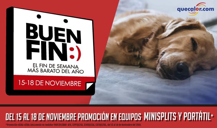 Promocion Quecalor Buenfin