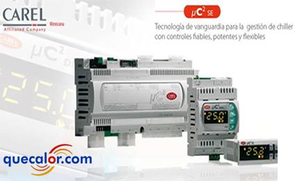 controles carel para refrigeracion