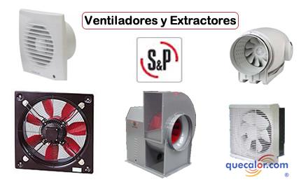 ventiladores y extractores soler palau