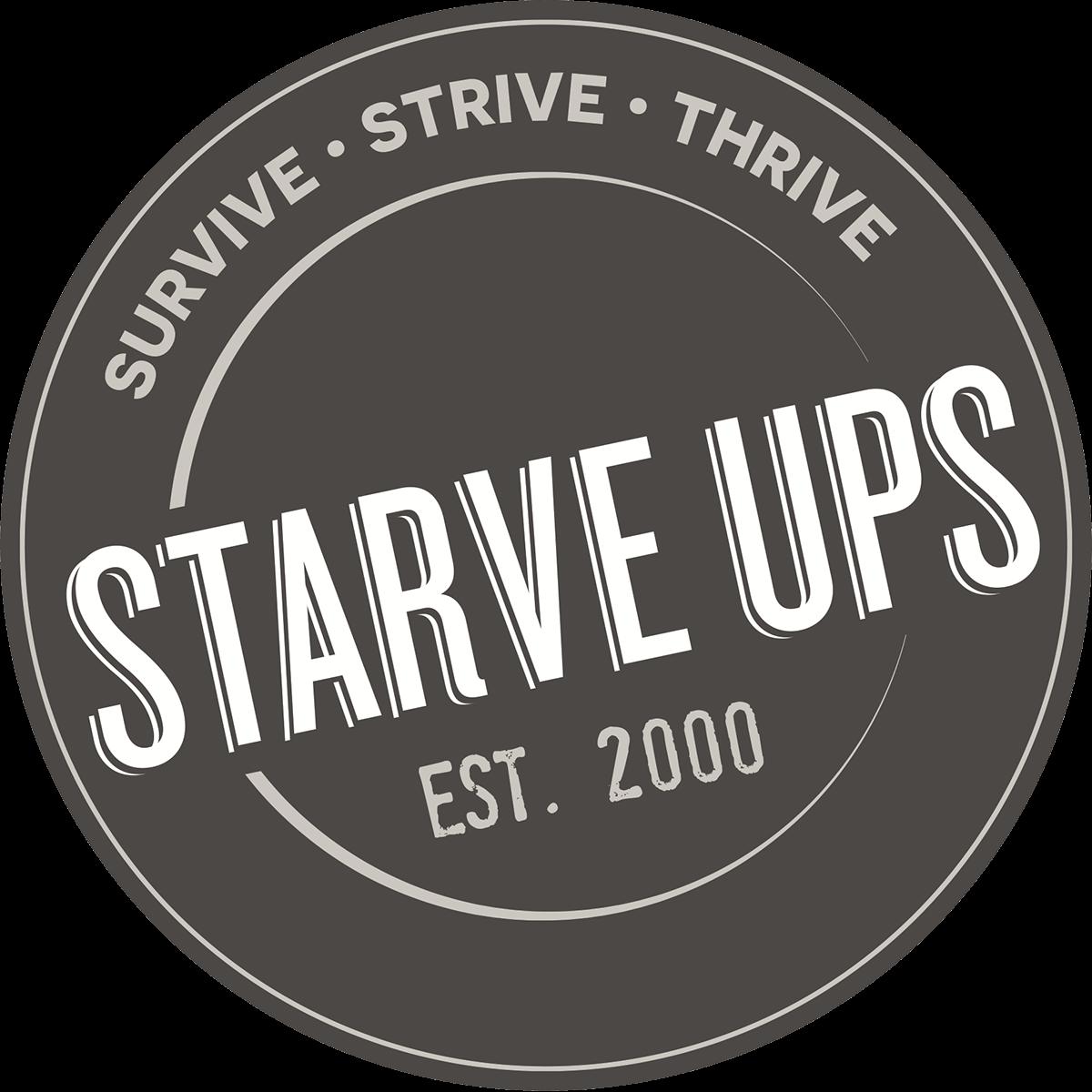 StarveUps logo