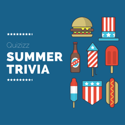 This is an image of Printable Summer Trivia Questions and Answers in 6th grade