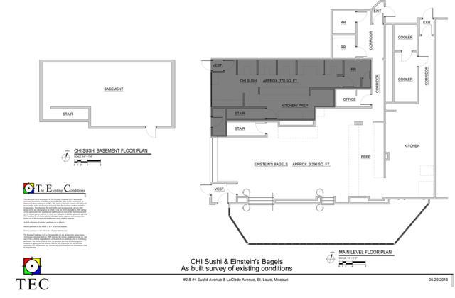 Floor Plan - 2 N. Euclid