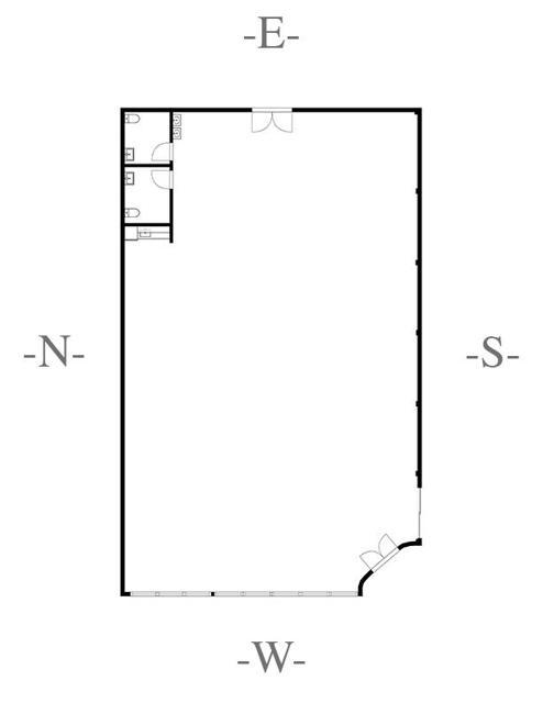 3701 Biscayne Blvd - Floorplan