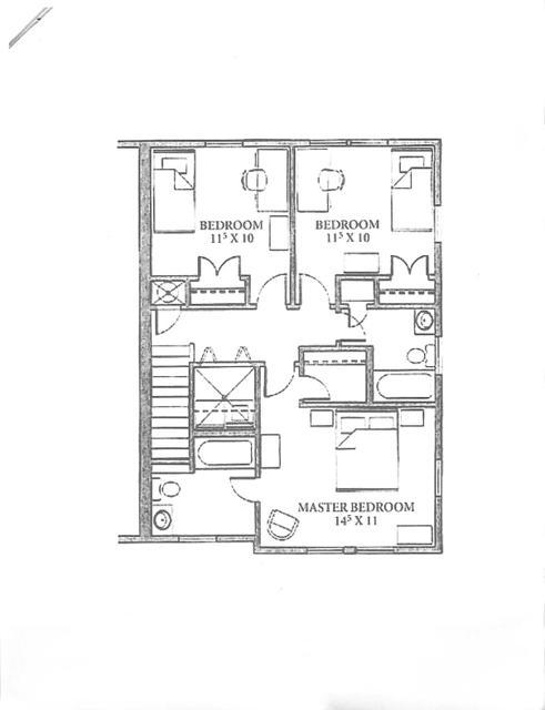 230 Remington Place Floor Plan 2