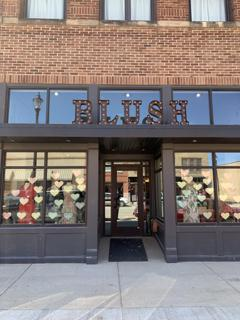 Blush Front