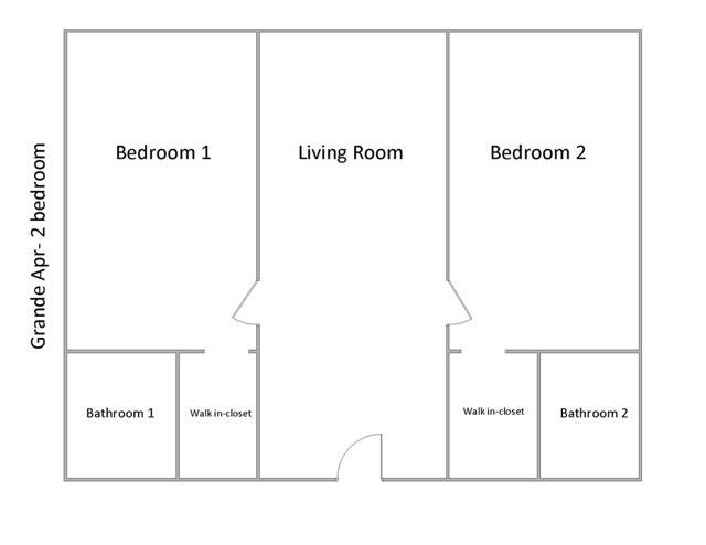 Grande 2 Bedroom
