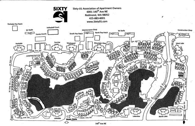 Sixty-01 Village Map