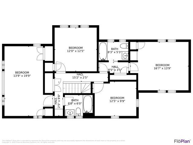 47 Hatch Road - 2nd floor