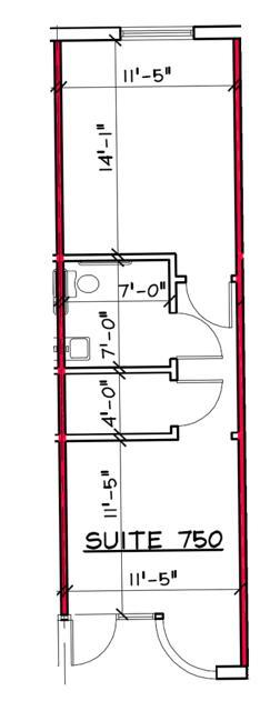 Suite 750