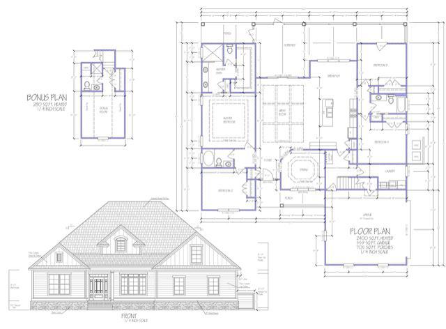 598 Crow Creek Dr - Floor Plan