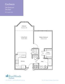Cocheco Apartment Floor Plan