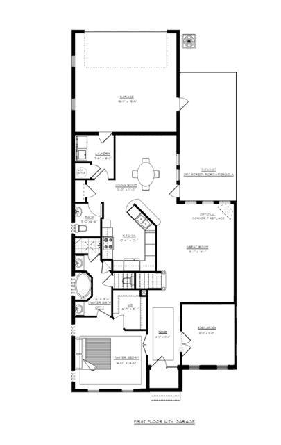 3015 Glen Valley Drive First Floor
