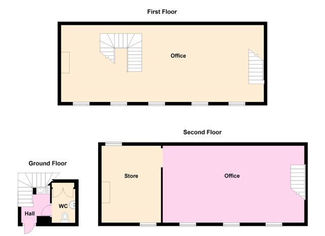 3 Grove Lane, Thurso floorplan