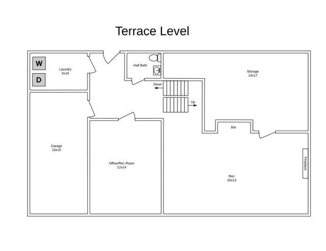 879 Shawnee Road Floorplans B