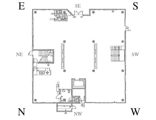 Ground Level - Floorplan