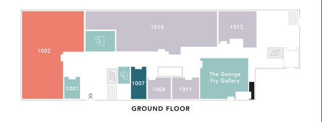 Main Building 1 - Ground Floor