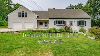 00 - 16 Granite Hill Dr., Gray, ME