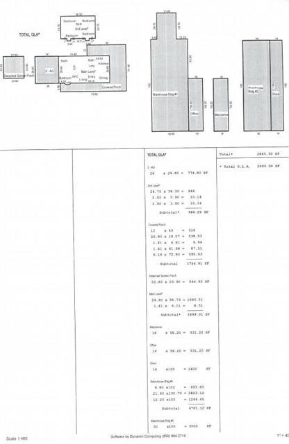 FP Appraisal Sketch