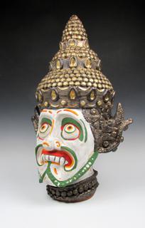 Hanuman by George Rodriguez